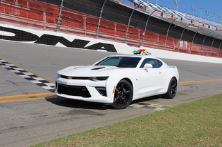 Is the New Camaro More Powerful Than the C7 Corvette?