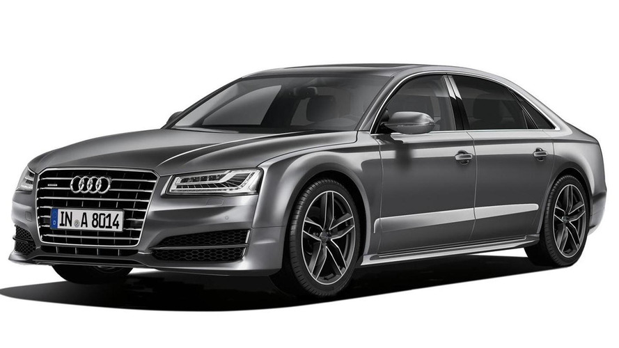 Limited-run Audi A8 Edition 21 anniversary model launched in UK