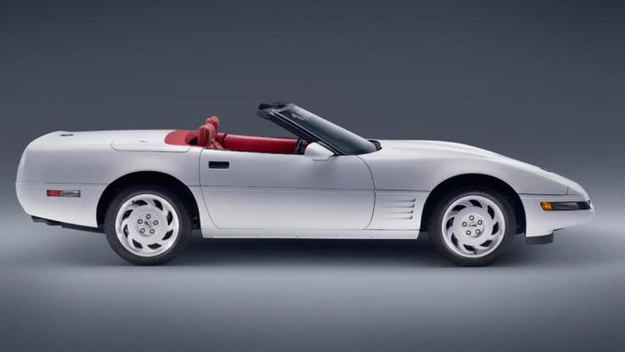 GM finishes restoring the one millionth Corvette
