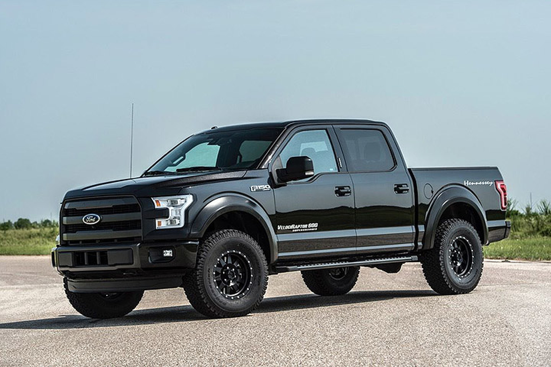 Need A 2015 Ford Raptor Hennessey Has You Covered