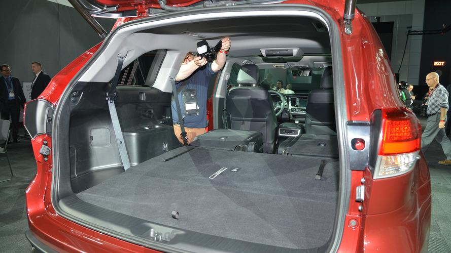 2017 Toyota Highlander live in New York