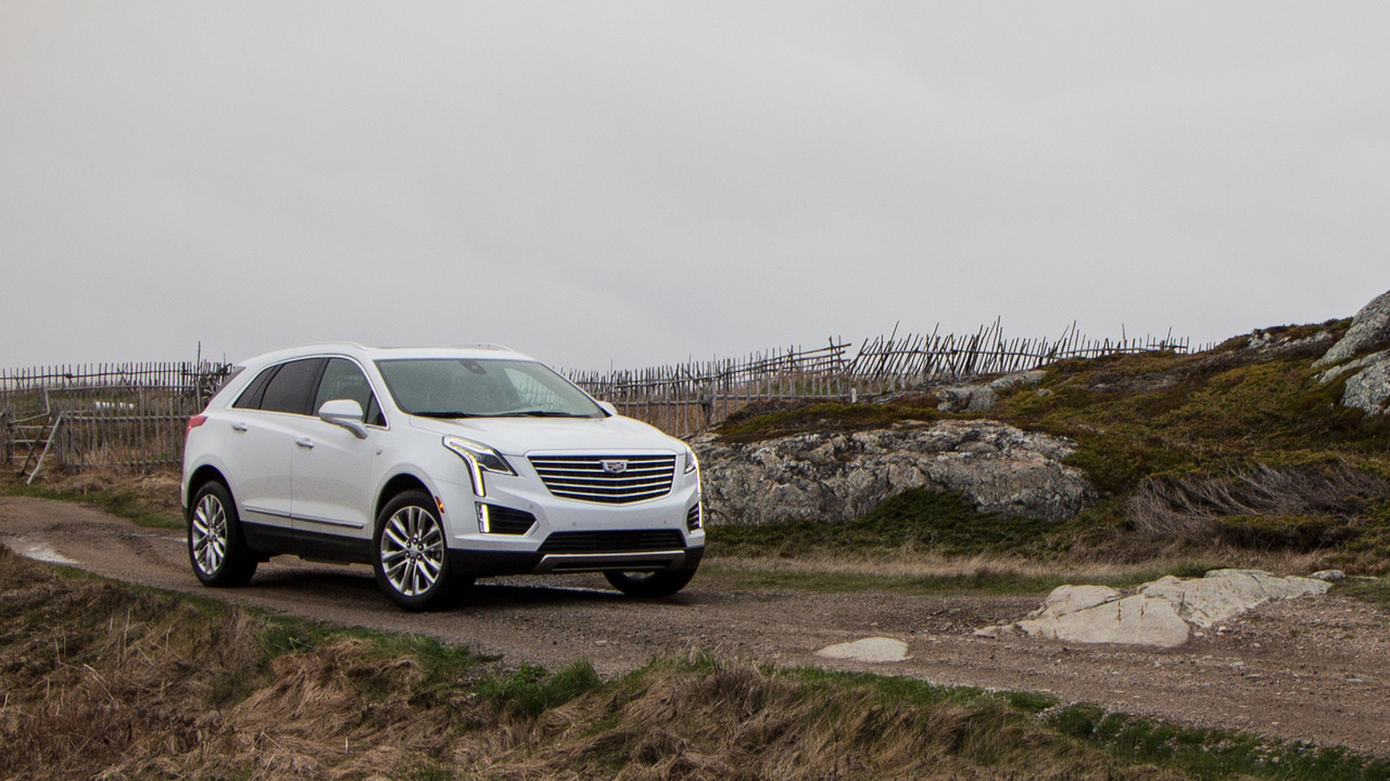 Cadillac S First Xt5 Hybrid Launches In China