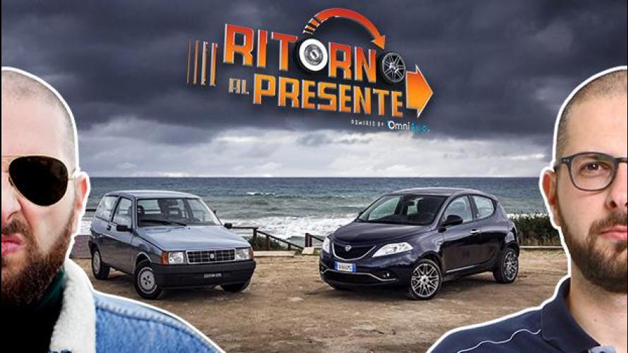Ritorno al Presente #1 con la nuova Lancia Ypsilon