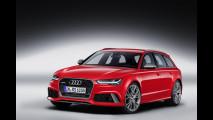 Audi RS 6 Avant Performance 2018