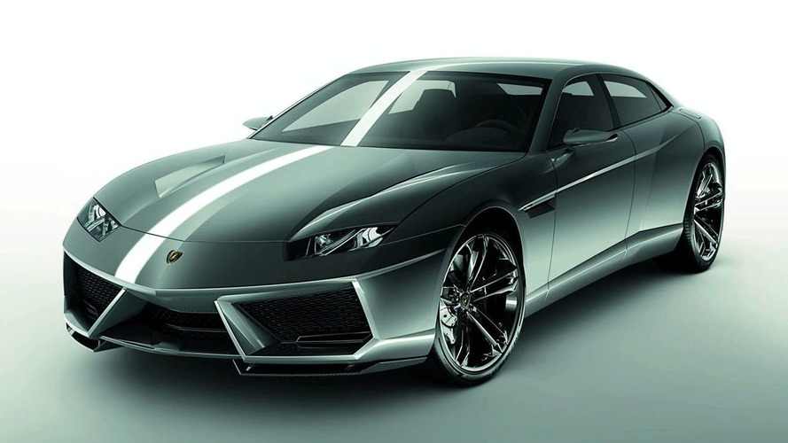 Lamborghini Estoque Hits the Chopping Block