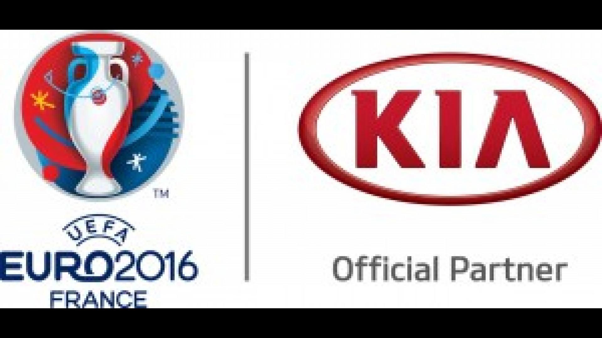 KIA ile Euro 2016'yı yerinden izleyebilirsiniz