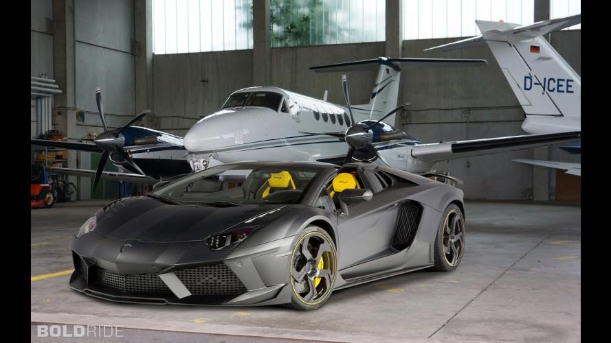 Mansory Lamborghini Aventador Carbonato Roadster