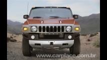 Flex Fuel: Hummer lança H2 Black Chrome Limited Edition bicombustível