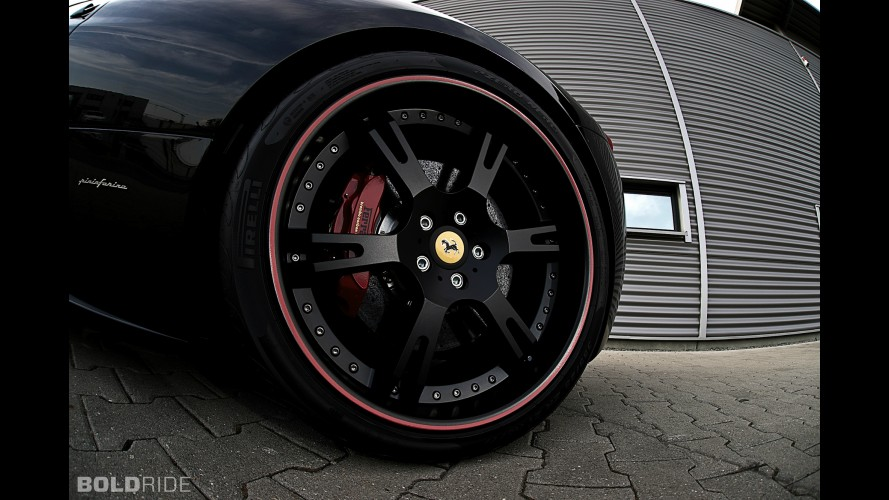 Wheelsandmore Ferrari 458 Spider