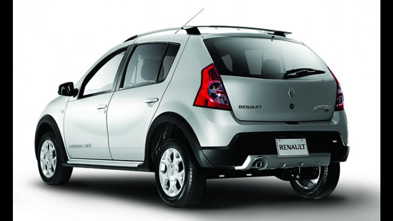 Renault revela o Novo Mégane RS 2010 - Veja as fotos do esportivo de 250cv
