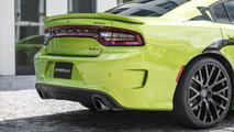 GeigerCars imzalı Dodge Charger Hellcat
