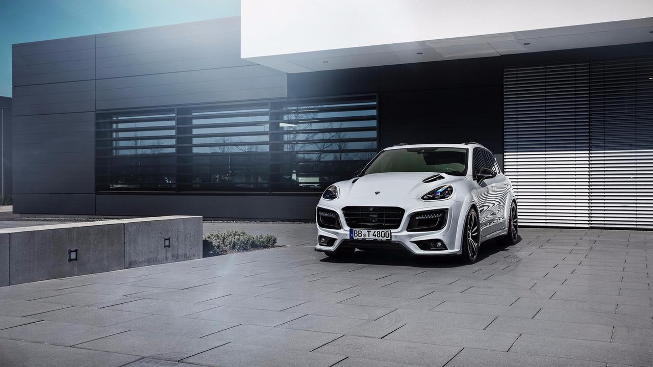 Porsche Cayenne Magnum Edition TechArt
