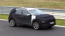 Hyundai Kona Nurburgring Spy Pics
