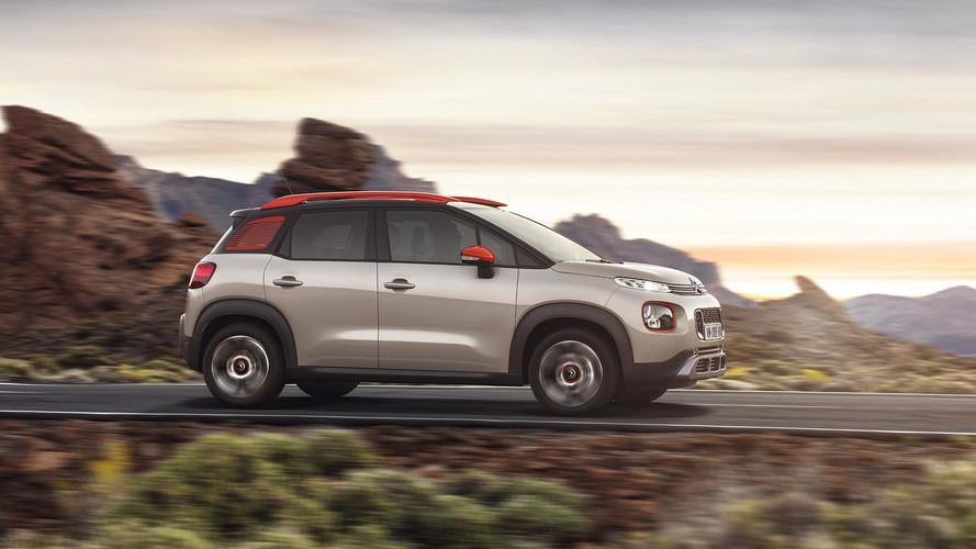 Todos los precios del Citroën C3 Aircross 2017