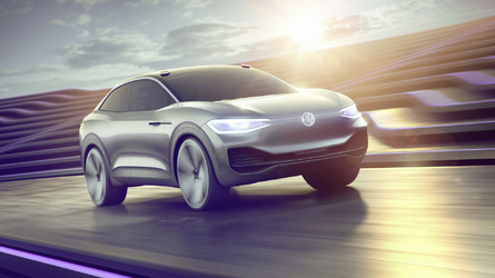 VW I.D. Crozz Signals New Era Of Long-Range Electric Crossovers