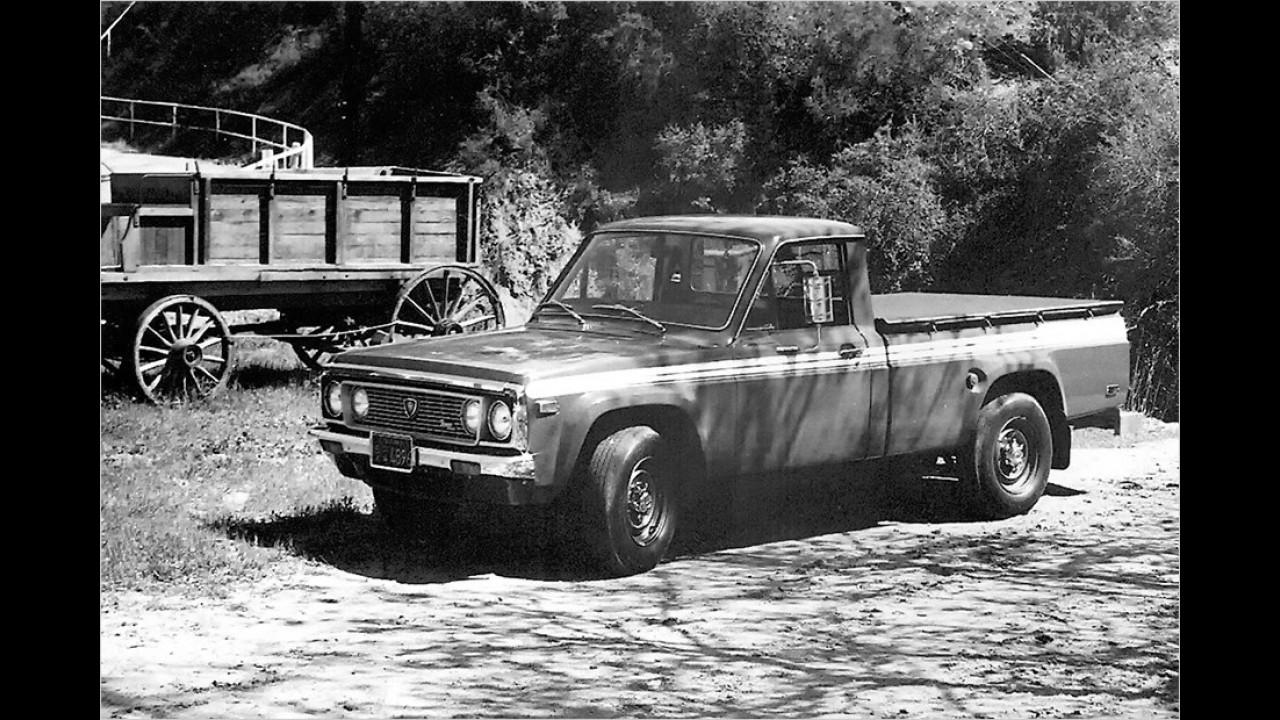 Mazda Rotary Pick-up (1973-1977)