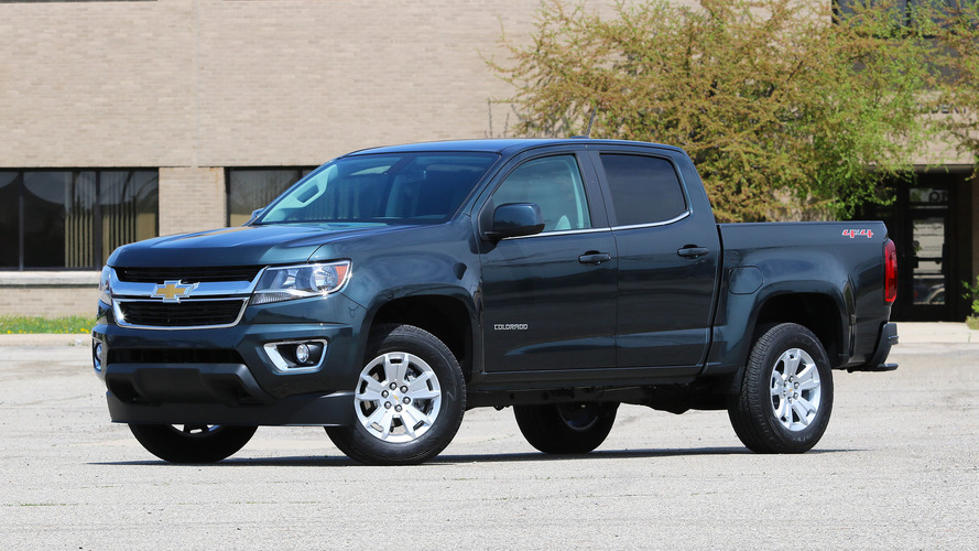 2017 Chevy Colorado Review: All You Need From A Truck, Scaled Down