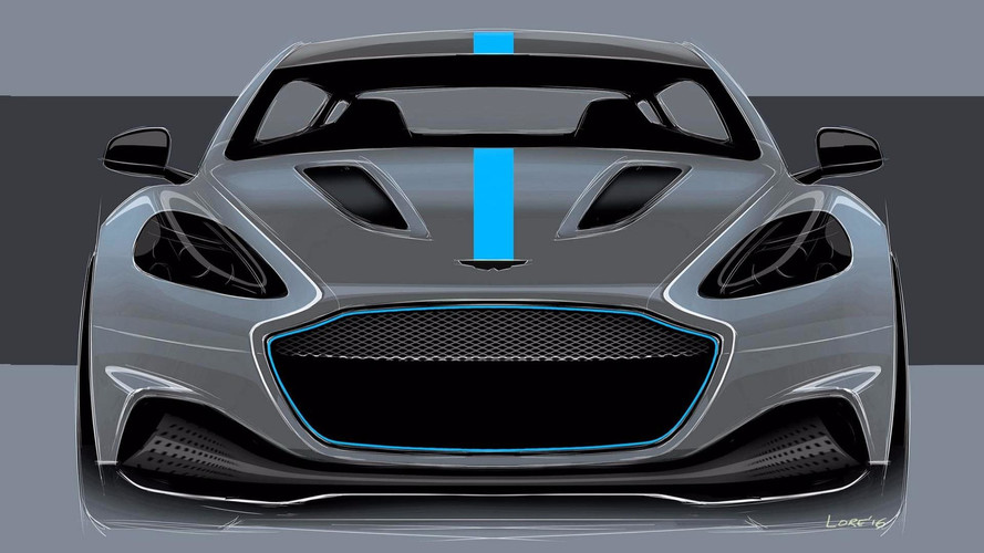 Aston Martin RapidE - Plus performante que la Tesla Model S ?