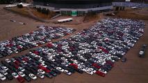 VW Buyback Pontiac Silverdome