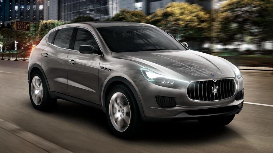 Maserati Levante delayed, Alfieri concept could go into production - report