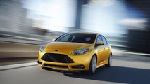 U.S.-spec 2012 Ford Focus ST 03.11.2011