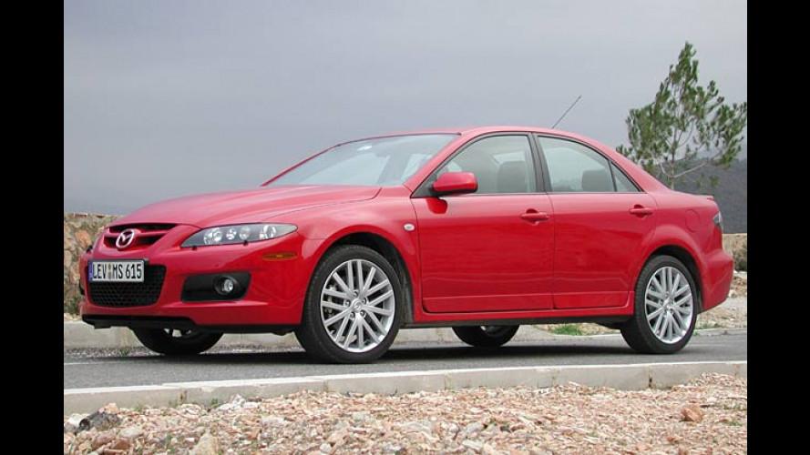 Richtig Power im Mazda 6 MPS: Jede Menge Sechs-Appeal
