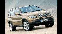 BMW-Erlkönig erwischt