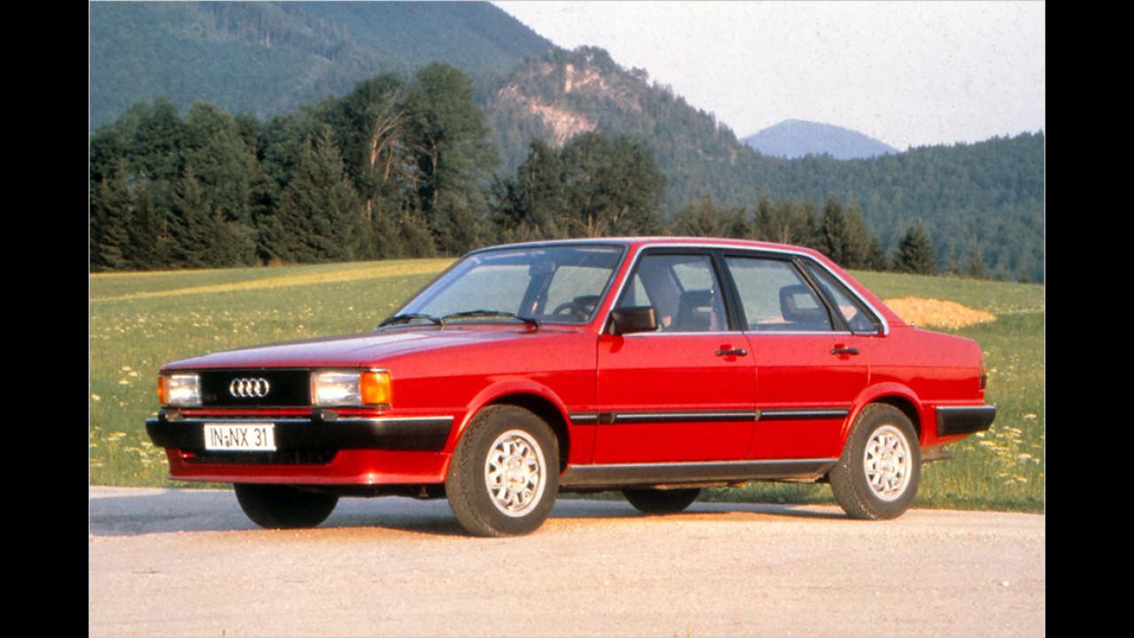 1978: Audi 80 CD