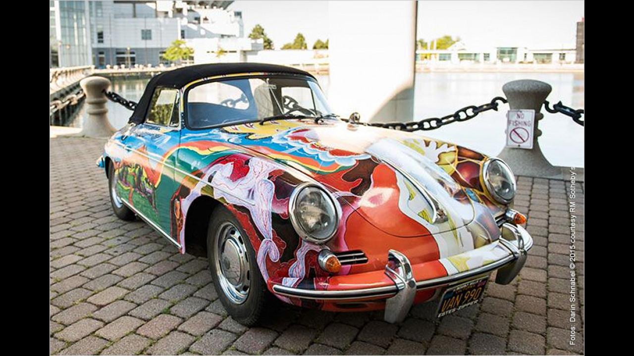 Porsche 356 Cabrio von Janis Joplin