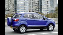 Ford EcoSport: Rad ab