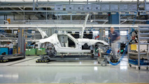 Mercedes-Benz plant, Sindelfingen, SLS AMG hand-built production starts - 27.01.2010