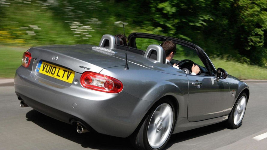 2014 Mazda MX-5 to get turbocharged 1.3-liter engine - report
