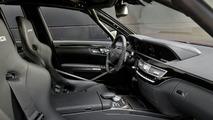 Mercedes S 63 AMG Showcar