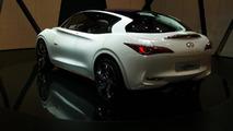 Infiniti compact premium model to be built in UK