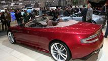 Aston Martin DBS Volante at Geneva