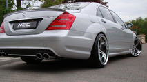 MEC Design S65 AMG replica kit for pre-facelift Mercedes W221 S-Class 08.06.2010