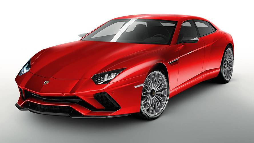 2019 Lamborghini Estoque Rendering