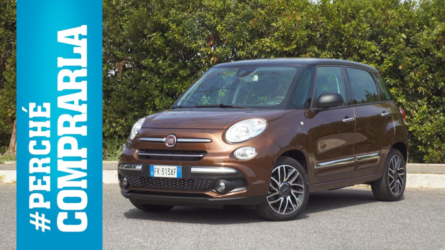 Fiat 500L, perché comprarla... e perché no [VIDEO]