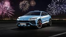 Lamborghini Urus 2018 renders