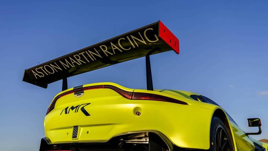 Aston Martin unveils racy new Vantage GTE