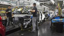 First-gen Nissan Juke production