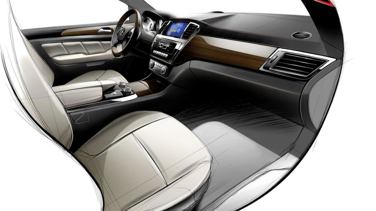 2012 Mercedes-Benz M-Class 07.06.2011