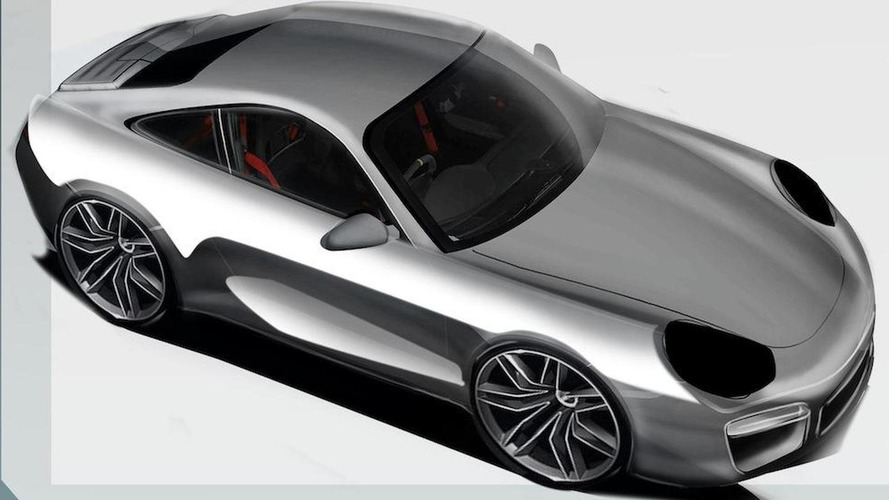 Future Porsche 911 design studies [UPDATE - 5 projects added]