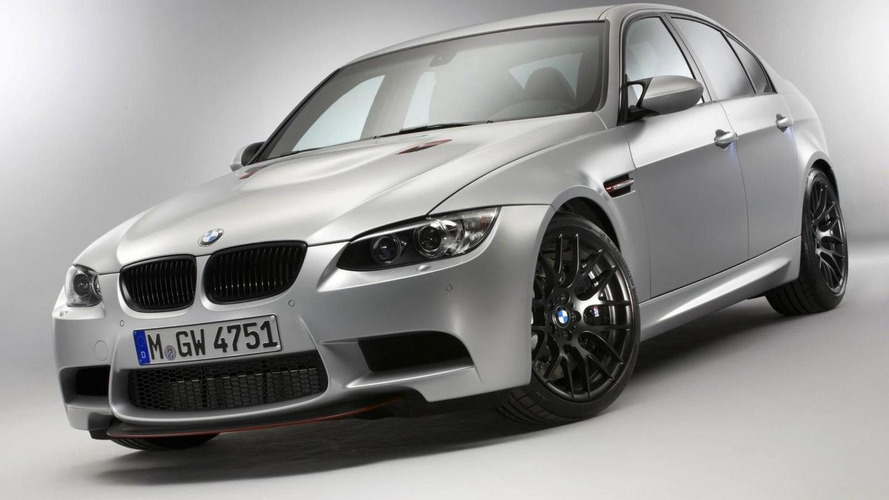 BMW M3 CRT fastest M car at Sachsenring - Autobild