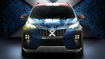 Kia unveils an X-Men themed Sportage