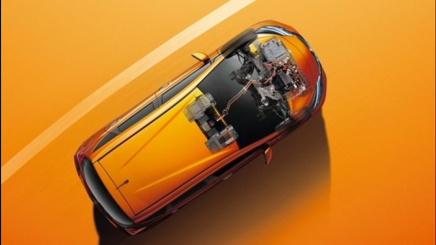 Nissan e-POWER, arriva sulla Note l'elettrico ad autonomia estesa