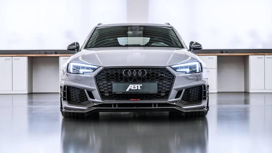 Audi RS4 Avant temelli ABT RS4-R