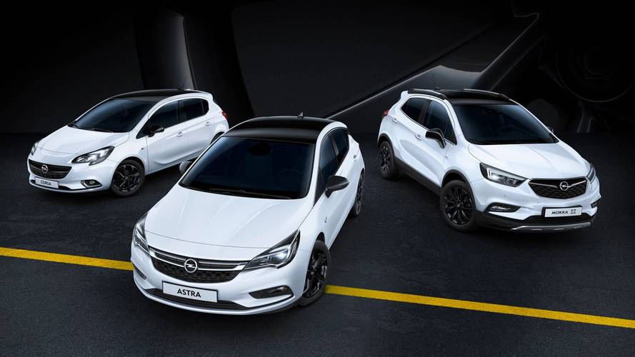 Black Edition kiadás készül az Opel Astra, Corsa és Mokka X trióból
