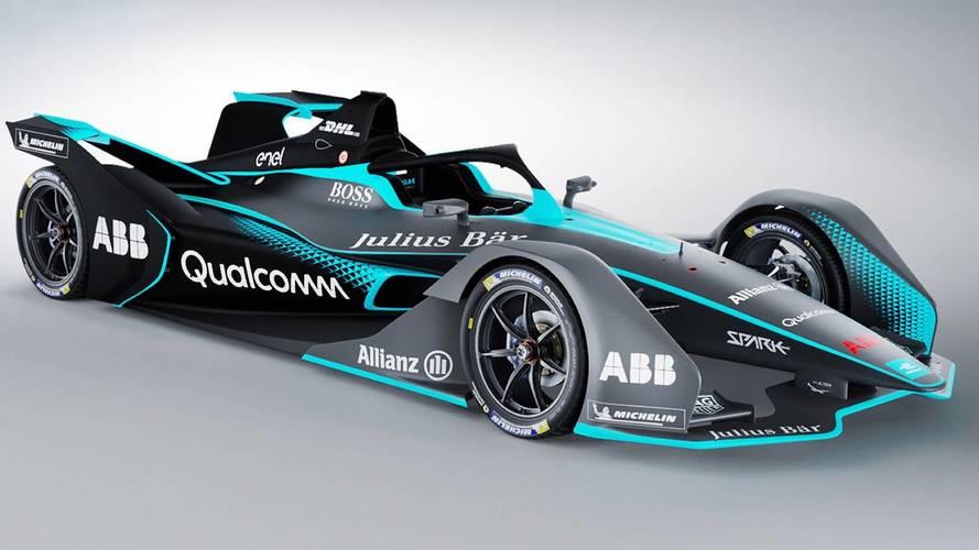 Secrets Behind The New Formula E Race Car