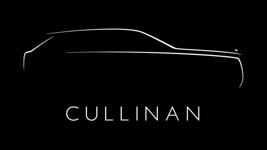 Cullinannek keresztelte az első SUV-t a Rolls-Royce